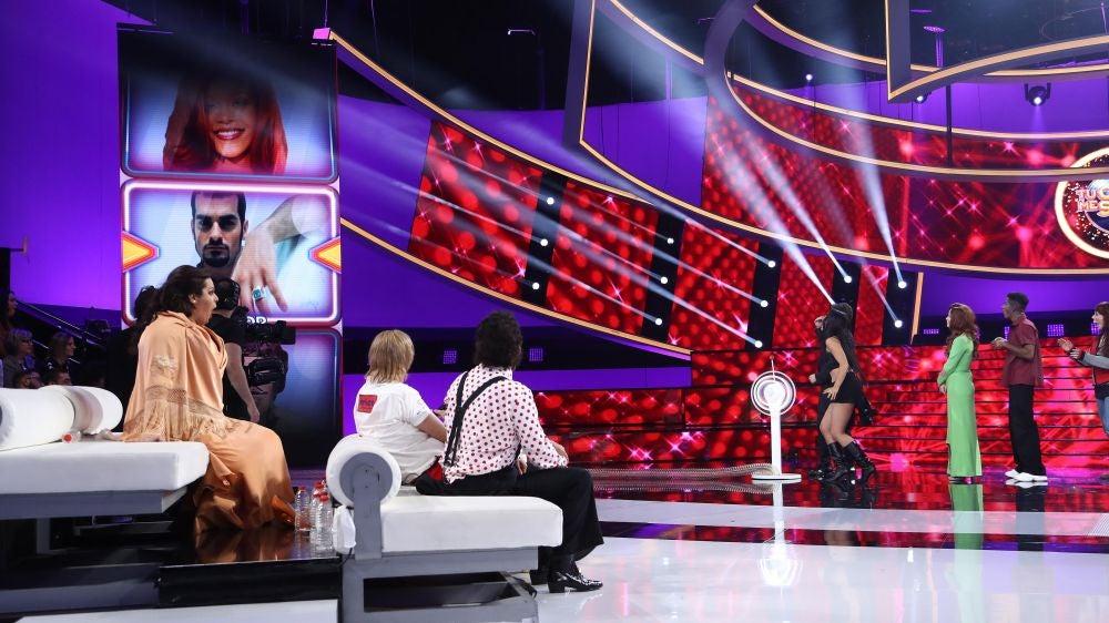 Massiel, Blondie y Nicky Jam entre las actuaciones de la decimotercera gala de 'Tu cara me suena'