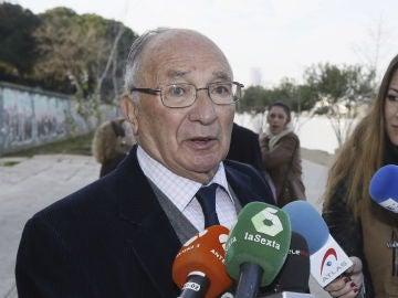 José Antonio Casanueva, abuelo de Marta del Castillo