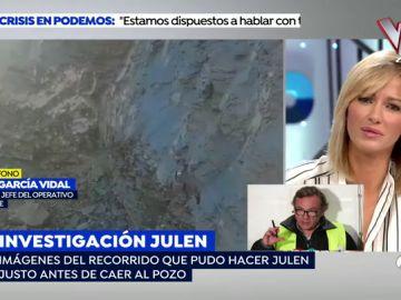 Habla el ingeniero jefe del rescate de Julen