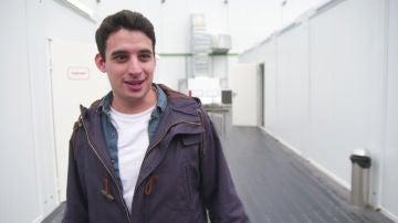 """Álex Palomo, el """"bicho raro"""" de José María Sepúlveda, vocal coach de 'La Voz'"""
