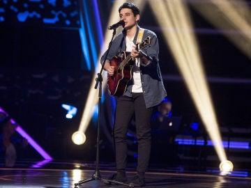 Vídeo: Alex Palomo canta 'Lonely boy' en las 'Audiciones a ciegas'