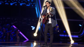 Vídeo: Alex Palomo canta 'Lonely boy' en las 'Audiciones a ciegas'