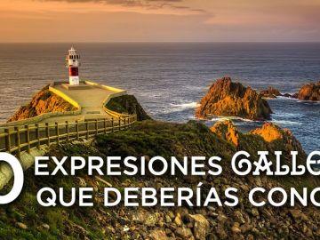 Palabras gallegas