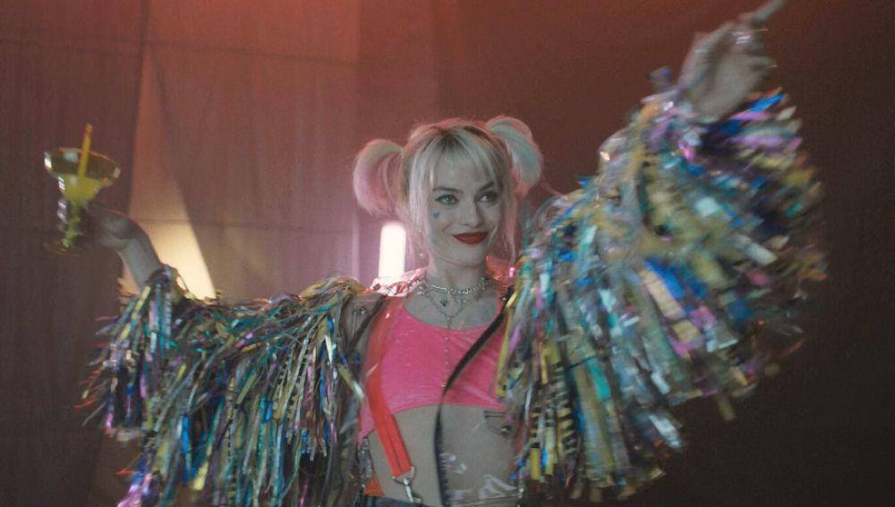 Margot Robbie en 'Birds of Prey'