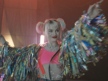 Margot Robbie en 'Birds of Prey'