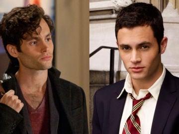 Penn Badgley, Joe en 'You' y Dan en 'Gossip Girl'