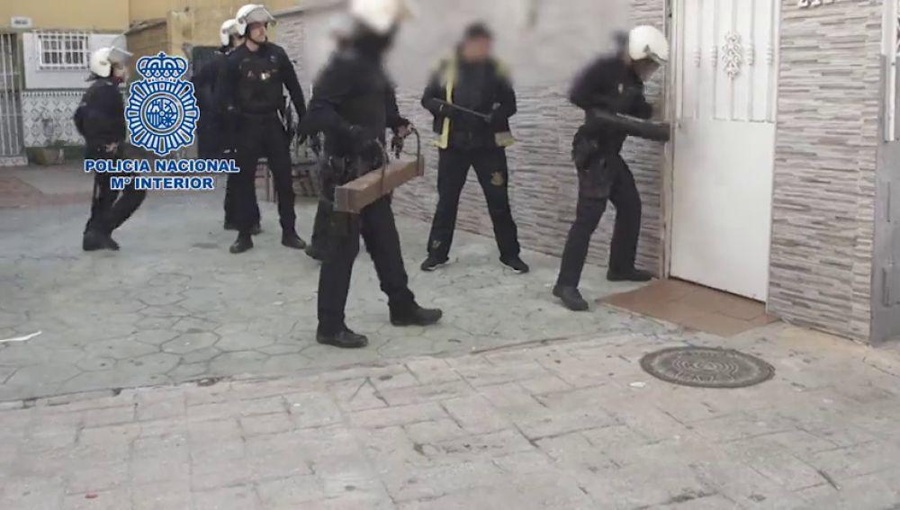 Detenidos 12 narcos que usaba drones y narcolanchas para introducir hachis