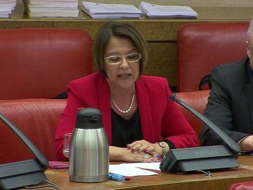 Una diputada del PSOE dice que Sánchez viaja como Rajoy, pero con menos vino y whisky