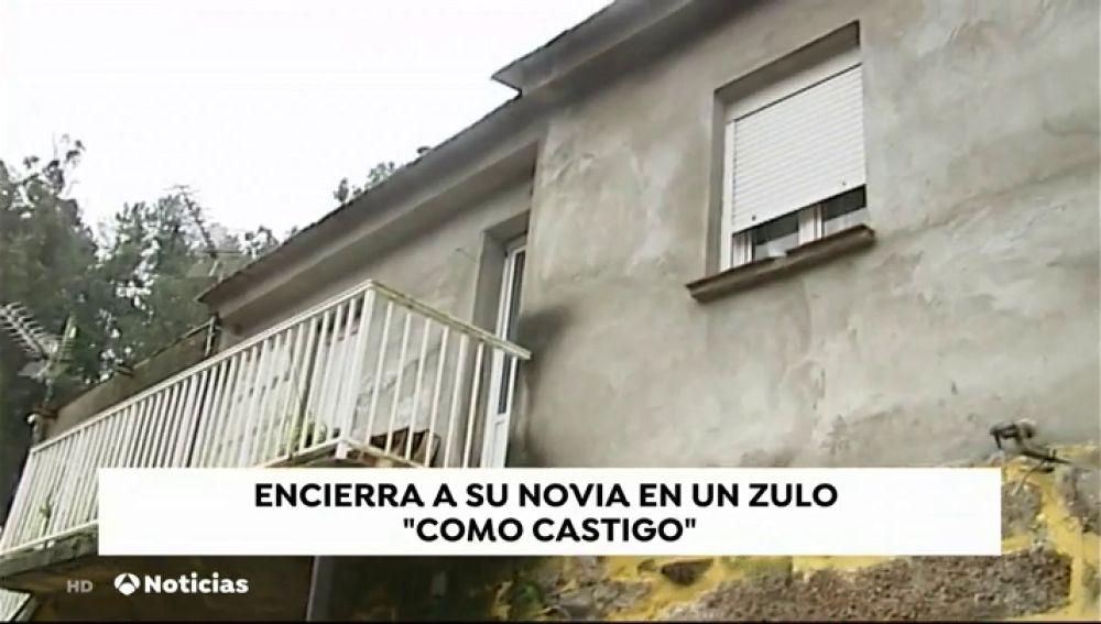 Detenido un joven por agredir a su pareja, a la que encerró en un zulo, y a ésta por atacar a un agente en Pontevedra