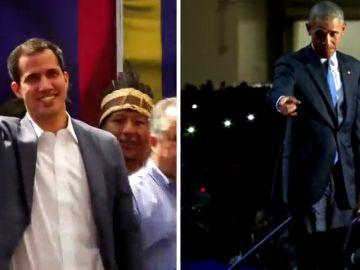 "Juan Guaidó el ""Obama Latino"""