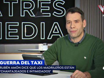 """Rubén Amón: """"¿Como un ministro gay y de izquierdas puede reprimir al pueblo?"""""""