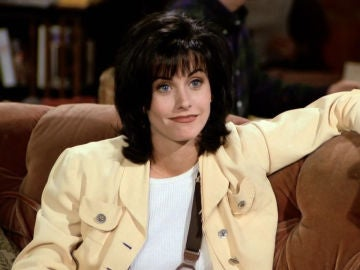 Monica Geller en 'Friends', interpretado por Courteney Cox