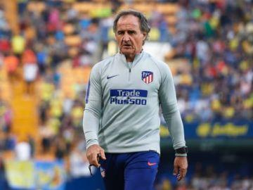 El 'Profe' Ortega, preparador físico del Atlético de Madrid