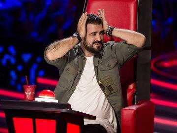 Vídeo: Nervios y peleas entre coaches para encontrar al mejor talent en las 'Audiciones a ciegas' de 'La Voz'