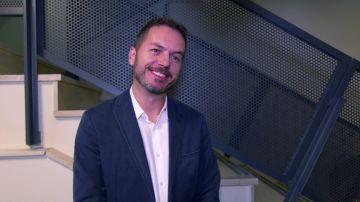 "Ángel Cortés lleva la ópera al plató de 'La Voz': ""Mi hija me dice a veces que grito mucho"""