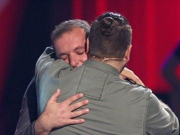 """Antonio Orozco consigue a Javier Moya en su equipo: """"Significa mucho para mi tu confianza"""""""