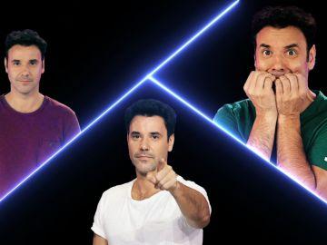 Miquel Fernández, invitado de lujo de la semifinal en directo de 'Tu cara me suena'