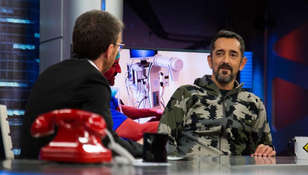 """El desgarrador testimonio de Pedro Cavadas en 'El Hormiguero 3.0': """"Allí es selección natural"""""""