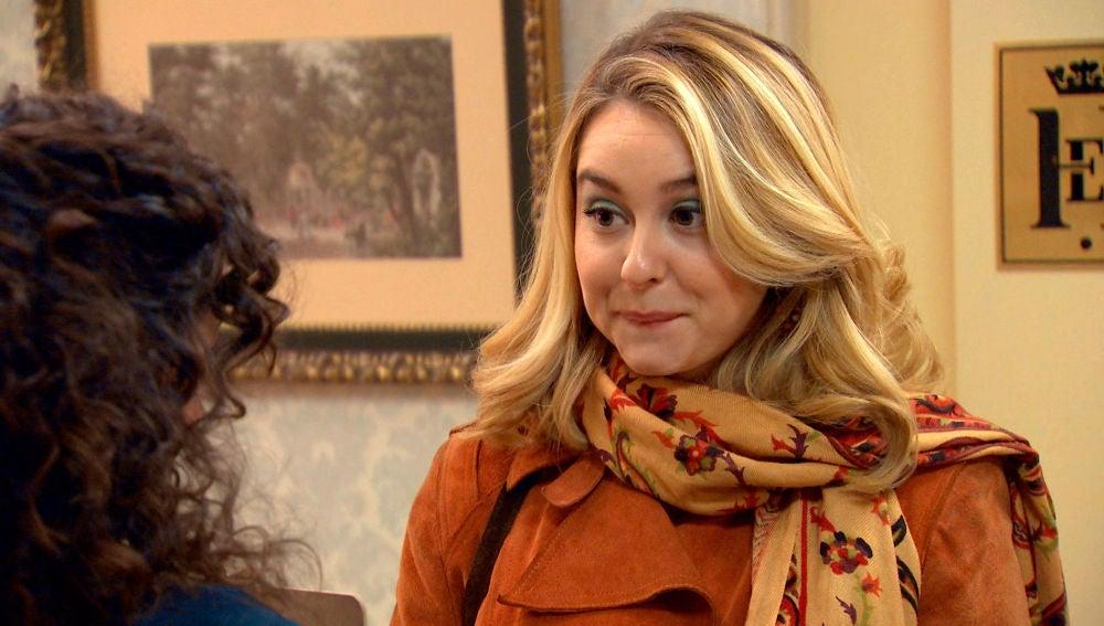 Luisita tensa la relación entre su madre y Amelia
