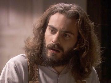 """Isaac le planta cara a Antolina: """"Marcharnos no es una opción"""""""