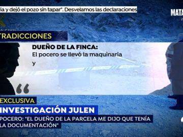 Las contradicciones en el caso Julen.