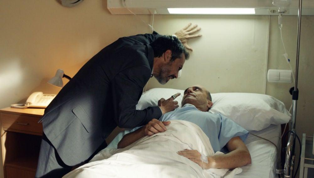 La oportunidad de Alfonso para deshacerse de Vasco: Salvador