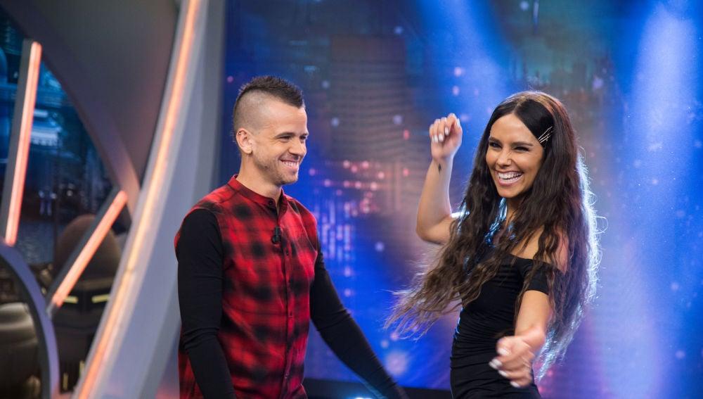 """Dabiz Muñoz, tras su sensual baile en 'El Hormiguero 3.0': """"Soy un poco arrítmico pero la actitud la tengo"""""""