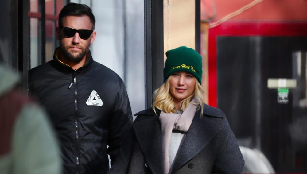 Jennifer Lawrence y Cooke Maroney consolidan su relación
