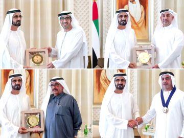 Todos los premios a la igualdad de género en Emiratos Árabes los recogen hombres