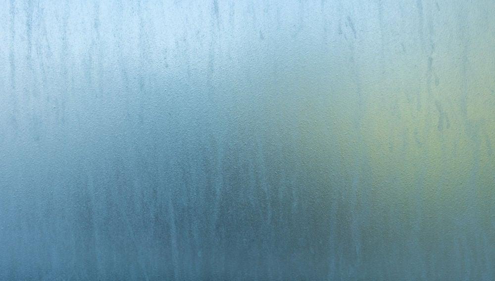 Marcas de agua en el espejo