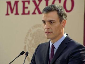 Sánchez pide a los partidos que no veten la entrada a los presupuestos