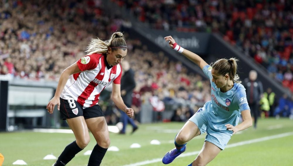 San Mamés bate el record de asistencia a un partido de fútbol ... 1877ab4b1cd01