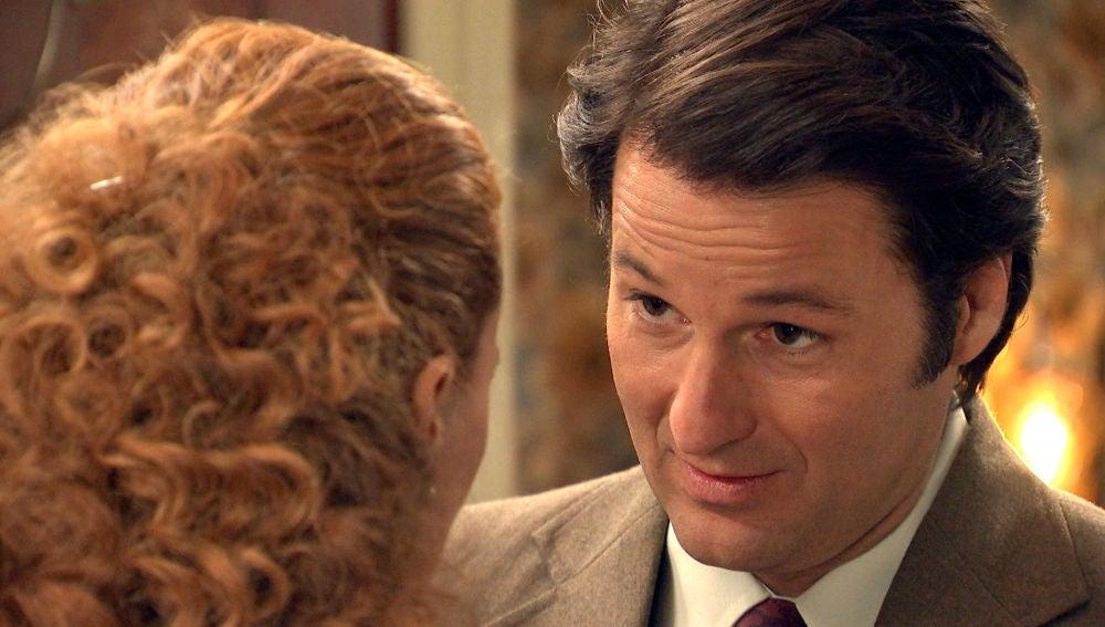 """Gabriel, con frialdad: """"Estás obligada a quedarte conmigo, volverás a enamorarte de mí"""""""