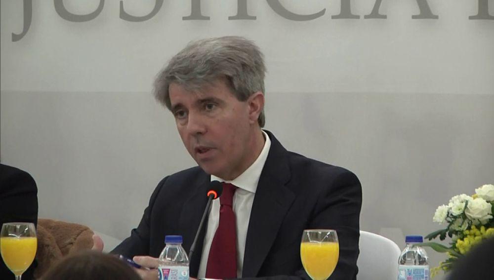 Garrido rechazará la propuesta de los taxistas si pretenden eliminar los VTC