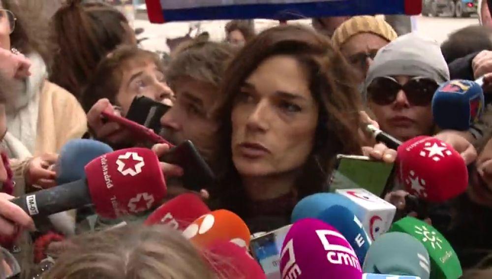 """Clara Serra: """"nadie entendería que finalmente hubiera dos candidaturas distintas"""""""