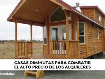 La moda de las 'mini' casas portátiles llega a España
