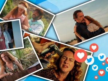 Las redes sociales se vuelcan con Almudena tras un impactante capítulo en 'Matadero'