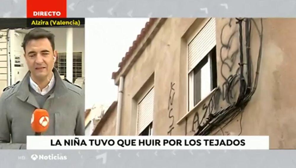 Intentan quemar viva a una menor de 13 años tras denunciar a su tío por violarla durante meses en Valencia