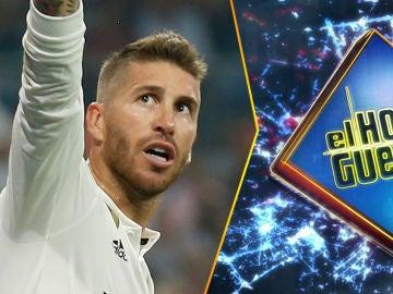 El próximo lunes arrancamos el mes de febrero con una visita de lujo en 'El Hormiguero 3.0', la del capitán del Real Madrid, Sergio Ramos