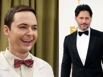 Sheldon Cooper conocerá a Joe Manganiello