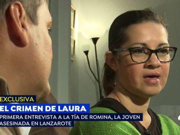 """El desgarrador testimonio de la tía de Romina: """"La mató, la cortó en pedazos y la puso en una barbacoa"""""""