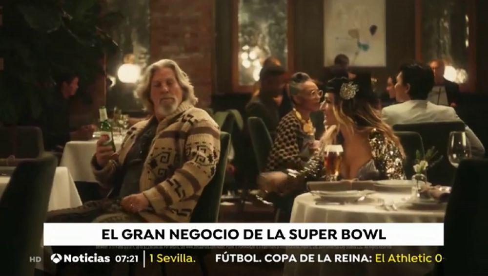 Las marcas exprimen su creatividad para anunciarse en la Super Bowl