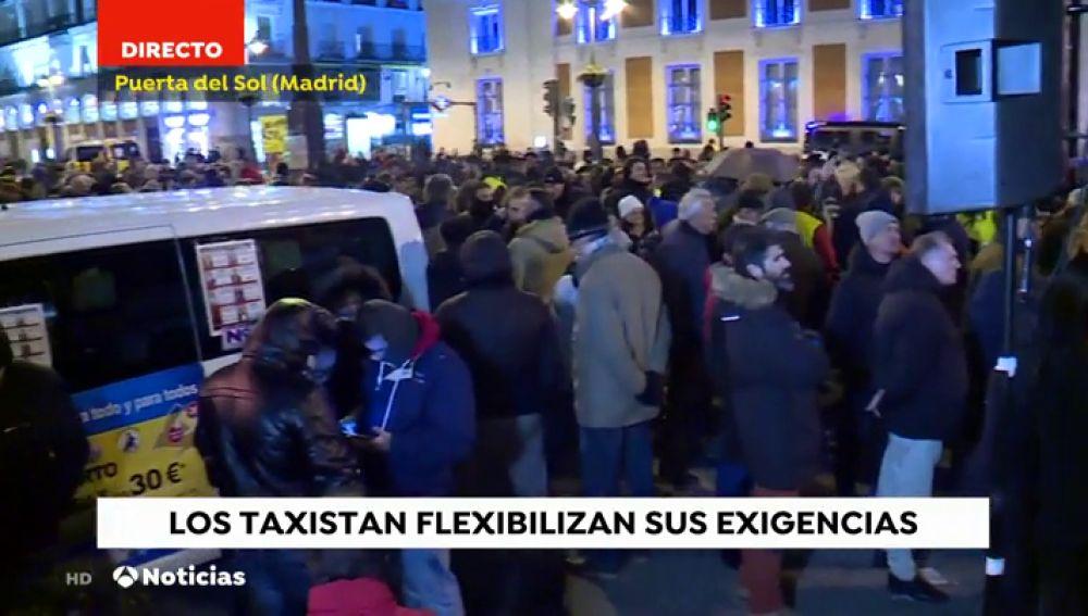 REEMPLAZO Los taxistas de Madrid rebajan sus pretensiones y proponen que sea el Ayuntamiento el que defina la precontratacion