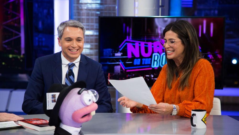 Nuria Roca repasa los titulares más sacados de contexto sobre 'El Hormiguero 3.0'