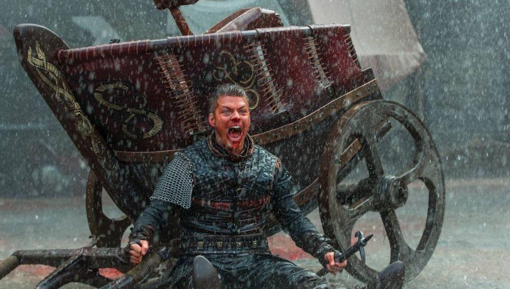 Ivar Sin Huesos en 'Vikingos'