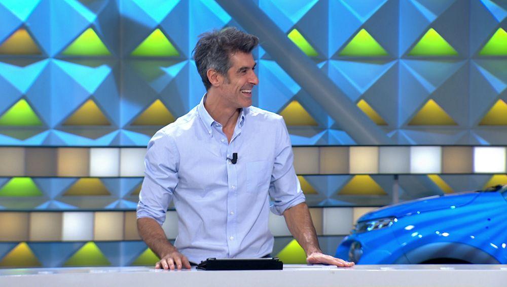 """Jorge Fernández a Joaquín: """"Me gustan mucho tus abrazos mañaneros, y los de Laura son de otro nivel"""""""