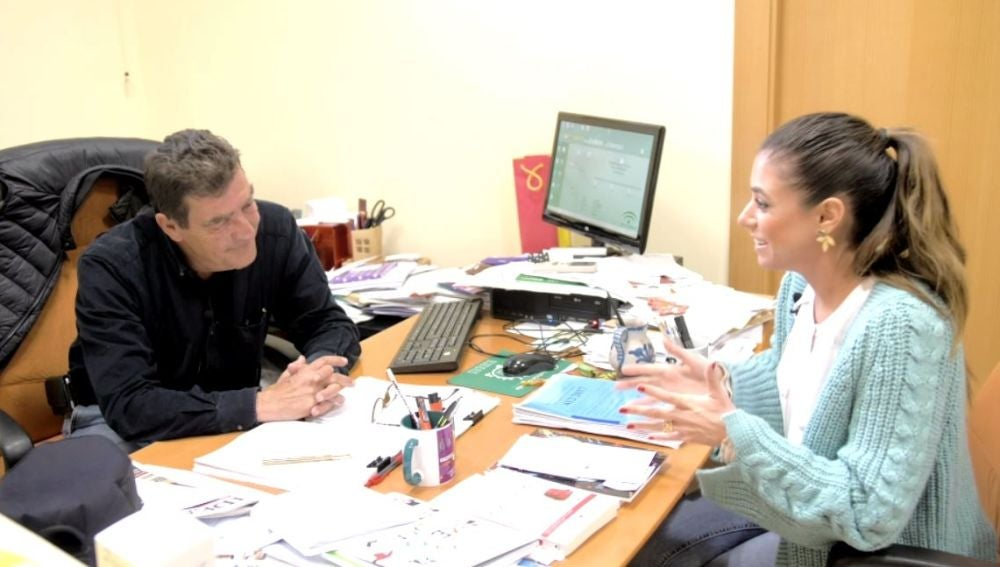 Elena Arcelus y Emilio Calatalyud