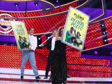 Albacho gana el primer 'Disco de Plomo' de la historia gracias a su hit 'Menta Poleo'