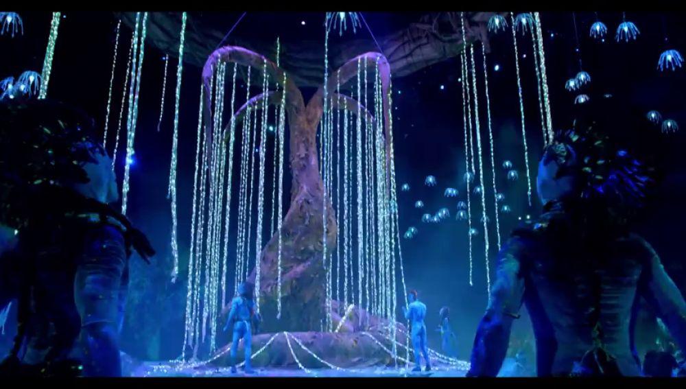 El circo del sol despliega en el universo de 39 avatar 39 en for Lo ultimo en noticias del espectaculo