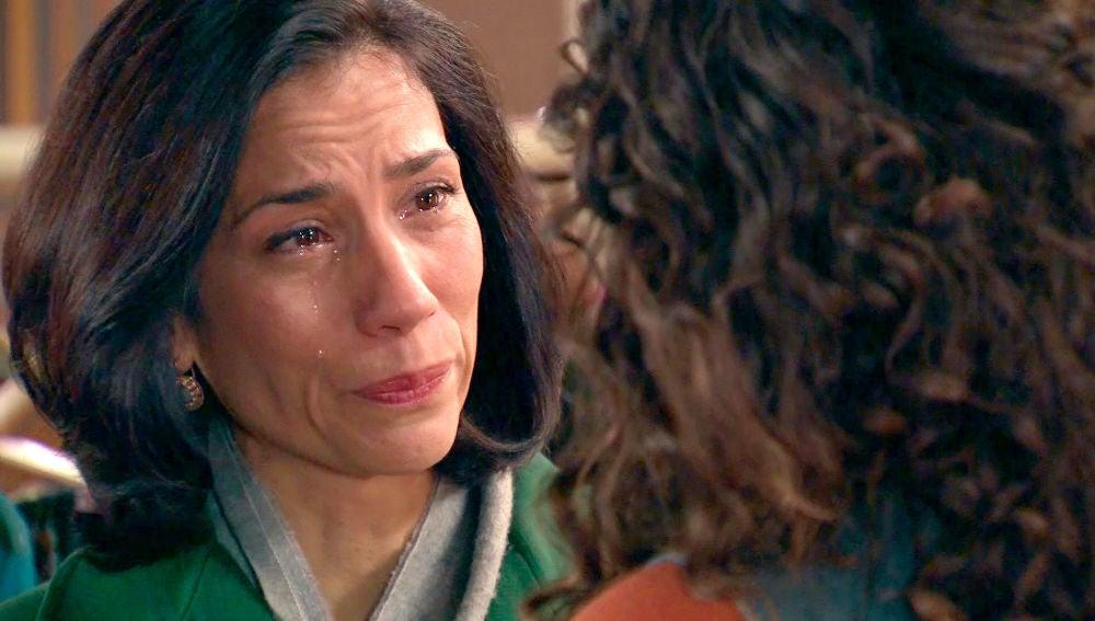 """Manolita se disculpa con Amelia: """"Pagué contigo todos mis problemas, solo quiero que Luisita sea feliz"""""""